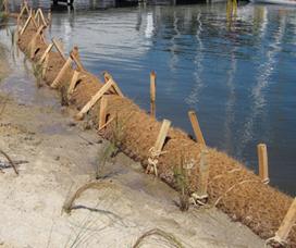 Erosion Control Logs