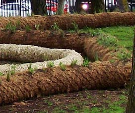 erosion control wattles