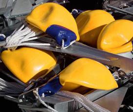 containment boom accessories