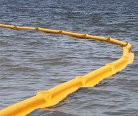 offshore flotation boom