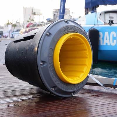 Floating Trash Skimmer