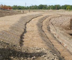 Straw Erosion Control Blanket