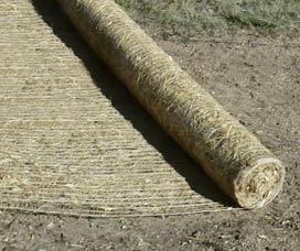 straw blankets