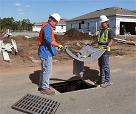 Ultra Drain Guard Recycled
