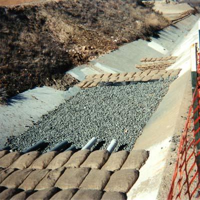 Storm drain blockers