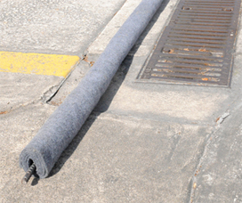 Ultra Trench Drain Filter Boom