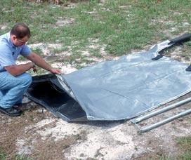 reusable dewatering bags