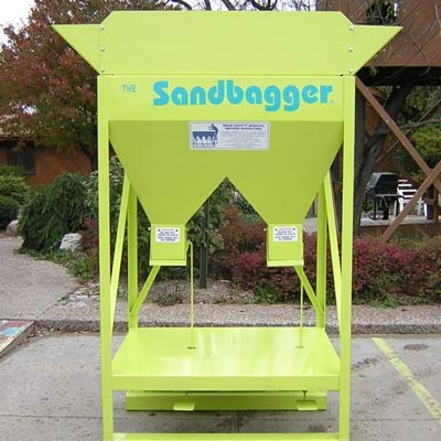 sandbag filling machine