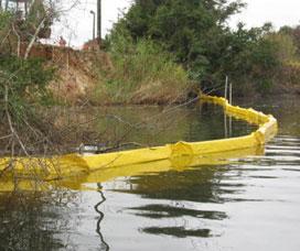 Floating Silt Fence Type 1